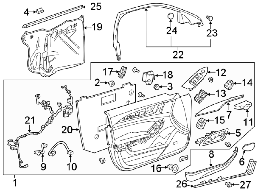 2008 Cadillac Cts Trunk Wiring Diagram Full Hd Version
