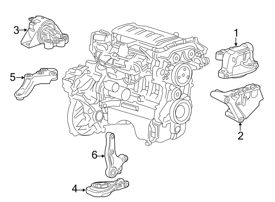 Chevy Sonic Engine Diagram Manual Guide