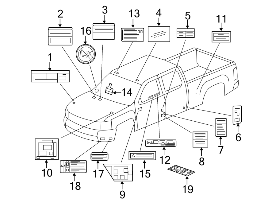 Diagram  2005 Chevy Silverado 2500hd Parts Diagram Full