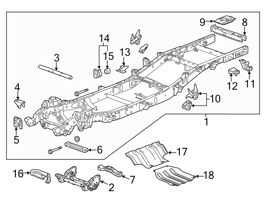 Chevrolet Silverado 2500 Hd Powertrain Skid Plate Wiring Diagram