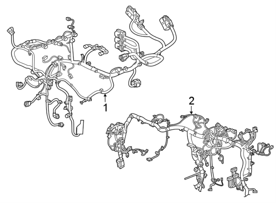 Chevrolet Traverse Harness Assembly