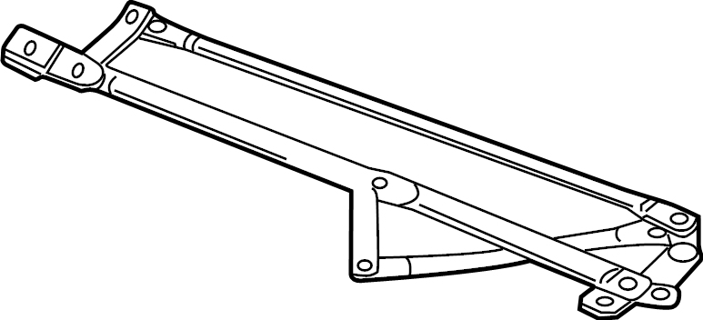 Chevrolet P30 Windshield Wiper Linkage