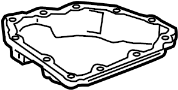 Engine Oil Pan (Lower) image for your 2014 Cadillac ATS